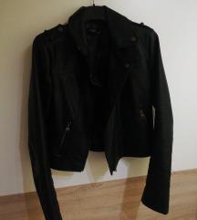 Reserved kožna jakna