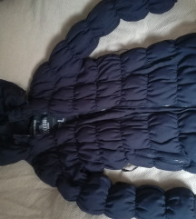 Tamno plava boxeur jakna