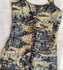 Haljina neobičnog uzorka i dizajna, NOVO