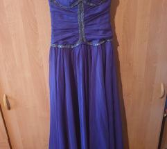 Duga nova svečana haljina plaćena 1500kn