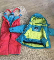 Ski jakna i hlace s tregerima 92