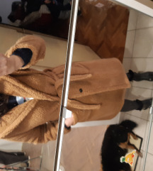 Teddy kaput s kapuljačom NOVO