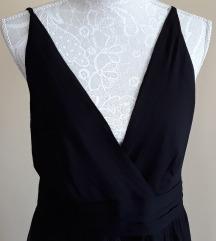 Vero moda crna haljina vel.m/l
