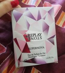 Replay Stone Supernova