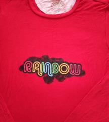 Yes girls tunika rainbow vel.S