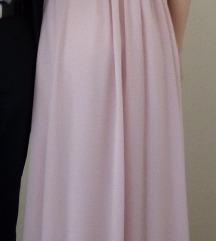 Svečana haljina otvorenih leđa %450 kn%
