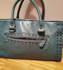 Plava torba, novo