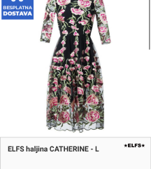 ELFS CATHERINE DRESS