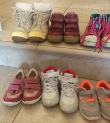 Lot obuće za djecu 25-28