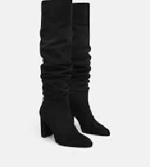 Nove Zara kožne čizme (38)