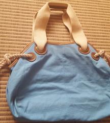 TopShop platnena torba