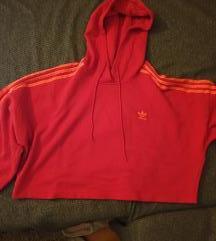 Adidas crop hoodie AKCIJA