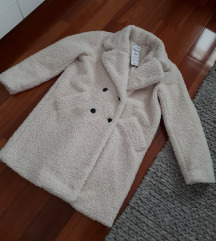 Reserved tedy coat