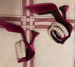 Asos pearl heels