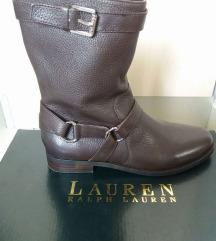 Ralph Lauren kožne čizme br.37