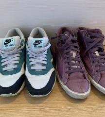 Nike i Diesel tenisice