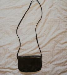 Smeđa torbica za izlazak