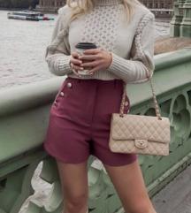 Zara kratke hlačice  nove