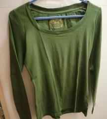 TOM TAILOR zelena majica %%% RASPRODAJA