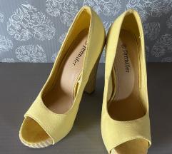 Nove visoke sandale debela peta