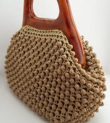 Antik torbica sa perlama (oštećena)