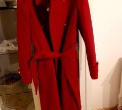 Mango kaput  crveni, s etik. 34