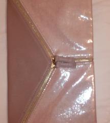 Večernja lila torbica pismo