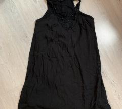 Vero moda crna haljina M