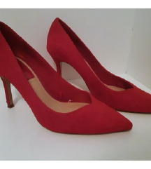 Stradivarius crvene cipele na petu