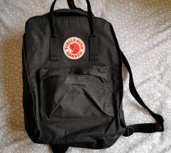 Fjallraven ruksak crni