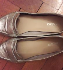Srebrne spic cipele