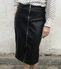 STRADIVARIUS nova Pencil suknja