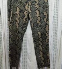 H&M hlače sa uzorkom (u cijeni pt)