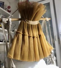Bozanstvena nova haljina sa postavom