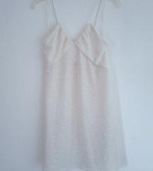 Zara bijela haljina iz b&w collection