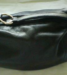 Crna kožna torba Coccinelle