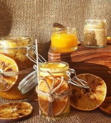 Set vanilija naranca kao blagdanski poklon