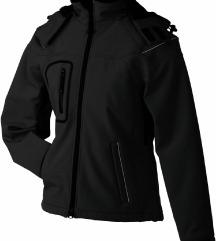 Ženska James & Nicholson softshell jakna