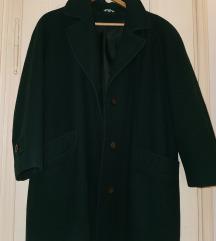 Tamno zeleni kaput
