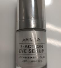 5 action eye serum apivita