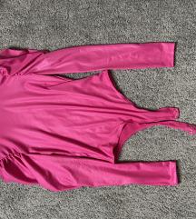 Neon rozi body