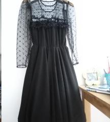 Crna svečana haljina, m