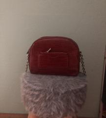 Crvena torba Zara