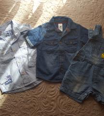 Košuljice i hlače tregerice %%sada 40kn