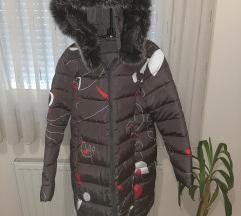 Neobična topla jakna