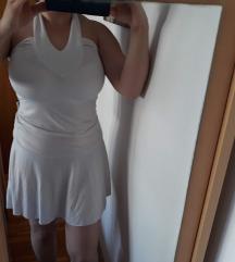 Nova bijela kratka haljina 34/36