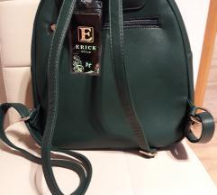 Novi zeleni ruksak