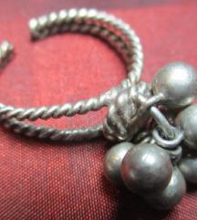 Etno prsten - SREBRO 925