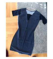 Haljina blue rucno sivana