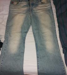 Muške hlače traperice